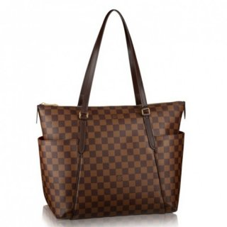 Louis Vuitton Totally MM Bag Damier Ebene N41281 bag