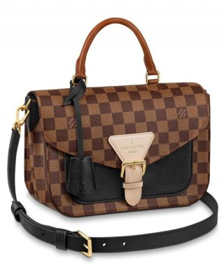 Louis Vuitton Trendy Crossbody N40146 black bag