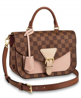 Louis Vuitton Trendy Crossbody N40146 pink bag