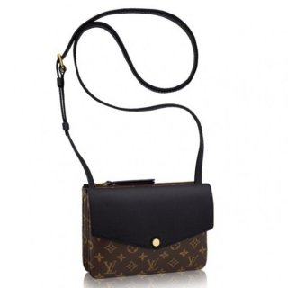 Louis Vuitton Twinset Bag Monogram Canvas M50185 bag