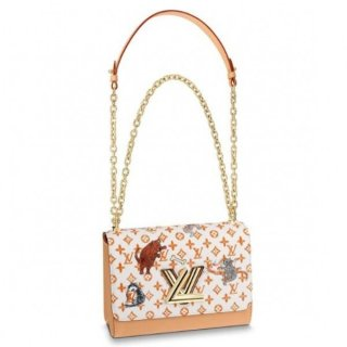 Louis Vuitton Twist MM Bag Grace Coddington M44460 bag