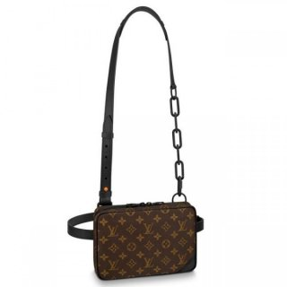 Louis Vuitton Utility Front Bag Monogram M44468 bag