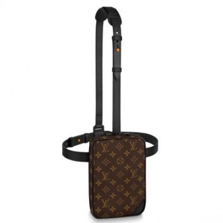 Louis Vuitton Utility Side Bag Monogram M44477 bag