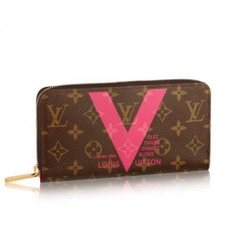 Louis Vuitton V Zippy Wallet Monogram Canvas M60936 bag