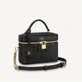 Louis Vuitton Vanity Case PM in Giant Monogram Leather M45598 Black bag