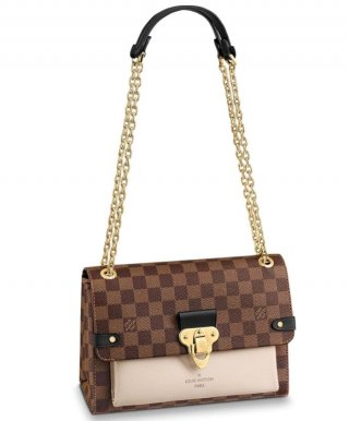 Louis Vuitton Vavin PM N40108 pink bag