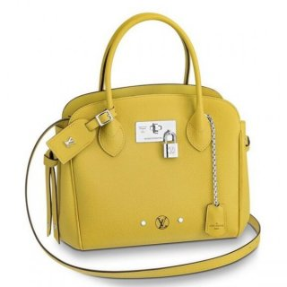 Louis Vuitton Vert Acide Milla PM Bag Veau Nuage M51446 bag