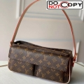 Louis Vuitton Vintage Monogram Canvas Small Shoulder Bag Bag