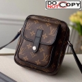 Louis Vuitton Wearable Wallet Crossbody Bag M69404 Monogram Canvas Bag