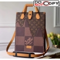 Louis Vuitton x Nigo Damier Monogram Canvas Tote Bag M49981 Bag