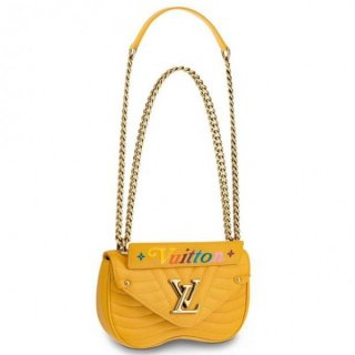 Louis Vuitton Yellow New Wave Chain Bag PM M52565 bag