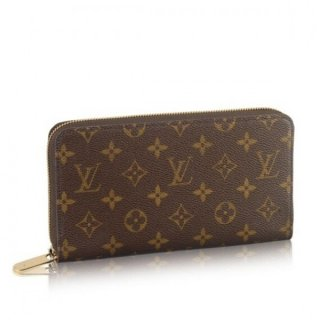 Louis Vuitton Zippy Organizer Monogram Canvas M60002 bag
