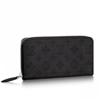 Louis Vuitton Zippy Wallet Mahina Leather M58428 bag