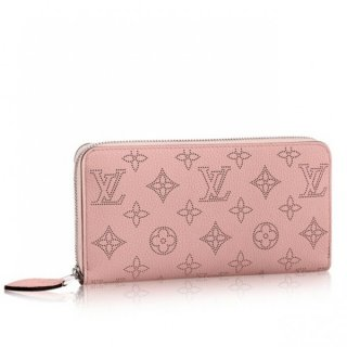 Louis Vuitton Zippy Wallet Mahina Leather M58429 bag