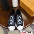 Louis Vuitton Tattoo Sneaker for Men Black