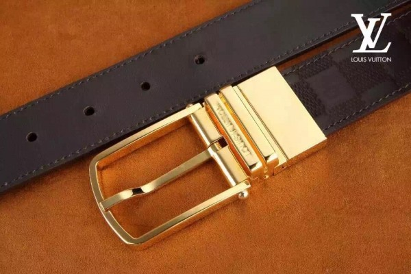 Louis Vuitton Boston Reversible Belt M9675S