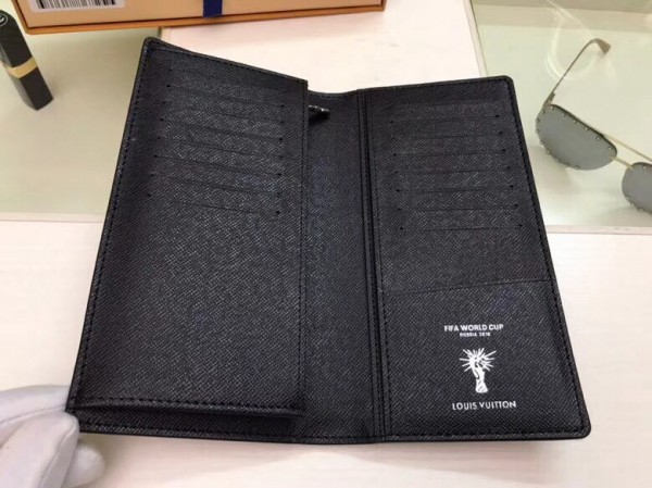 Louis Vuitton Brazza Wallet FIFA World Cup M63294 bag