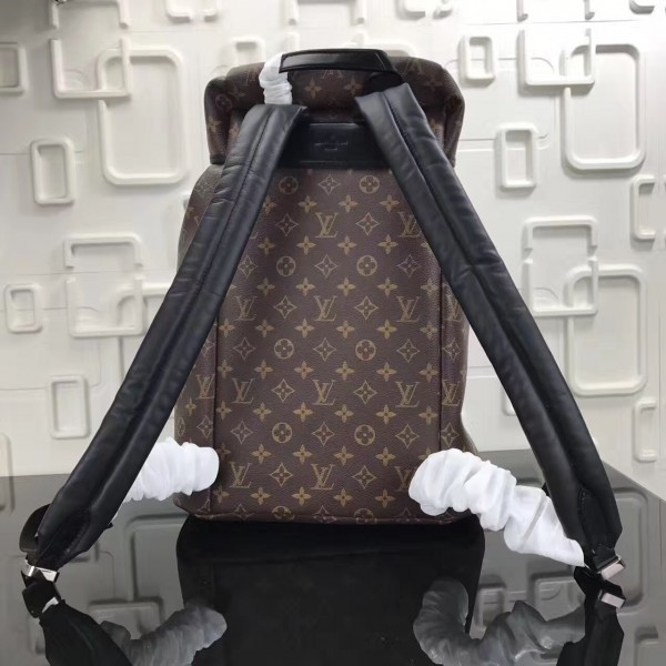 Louis Vuitton Zack Backpack Monogram Macassar M43422 bag