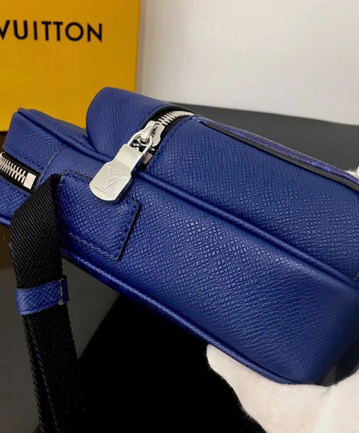 Louis Vuitton Outdoor Messenger M30233 blue bag