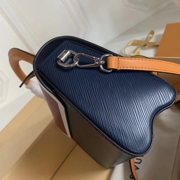 Louis Vuitton Twist MM Handle Bag Epi Monogram M52513 bag