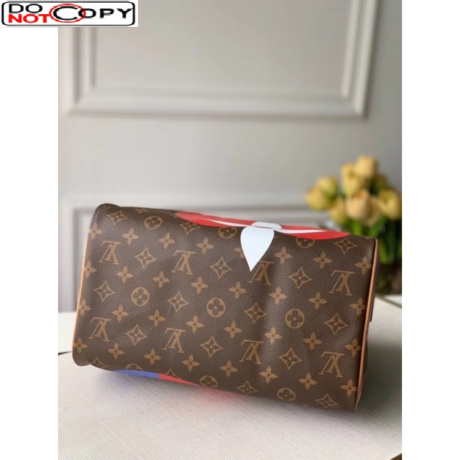 Louis Vuitton Game On Speedy Bandouliere 30 in Monogram Canvas M57451 bag