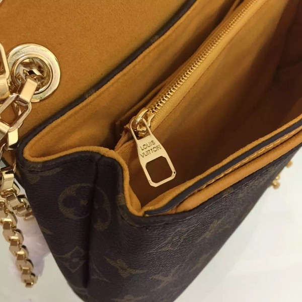 Louis Vuitton Pallas Chain Bag Monogram Canvas M41246 bag