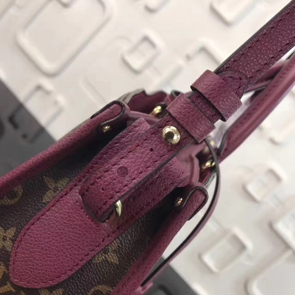 Louis Vuitton Popincourt PM Bag Monogram Canvas M43462 bag