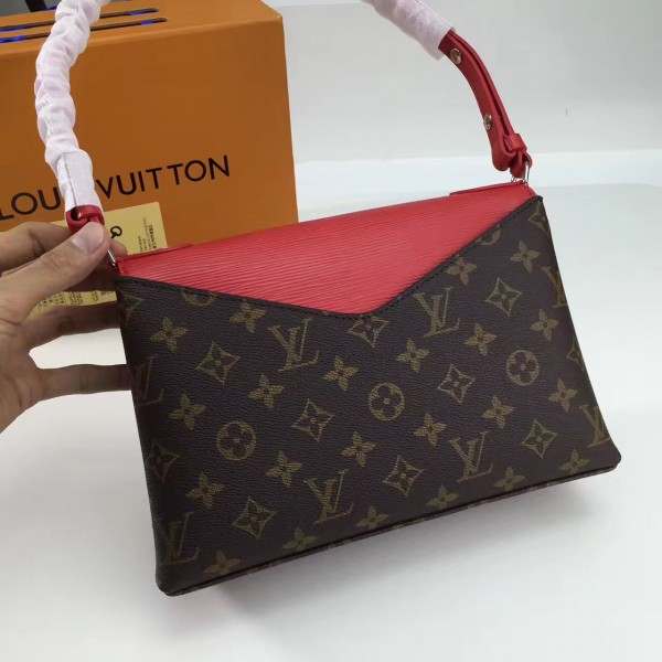 Louis Vuitton Saint Michel Bag Monogram M44031 bag