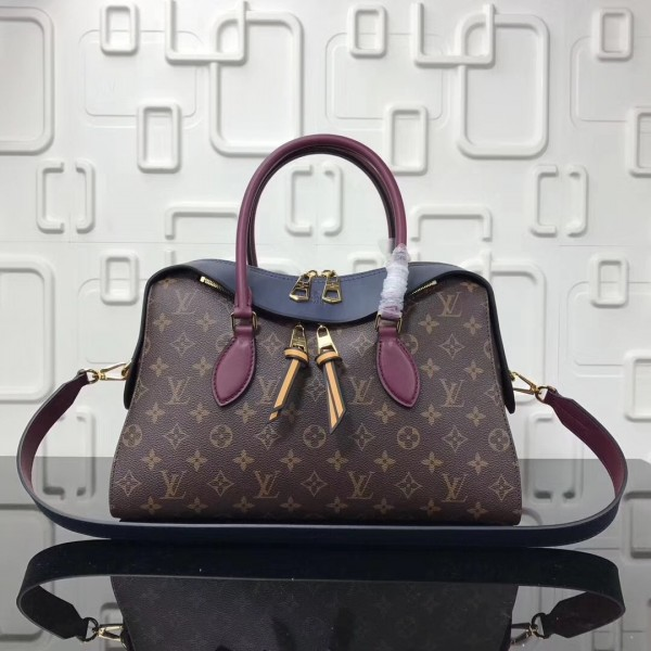 Louis Vuitton Tuileries Bag Monogram Canvas M43439