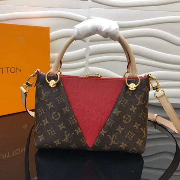 Louis Vuitton V Tote BB Monogram Canvas M43966 bag