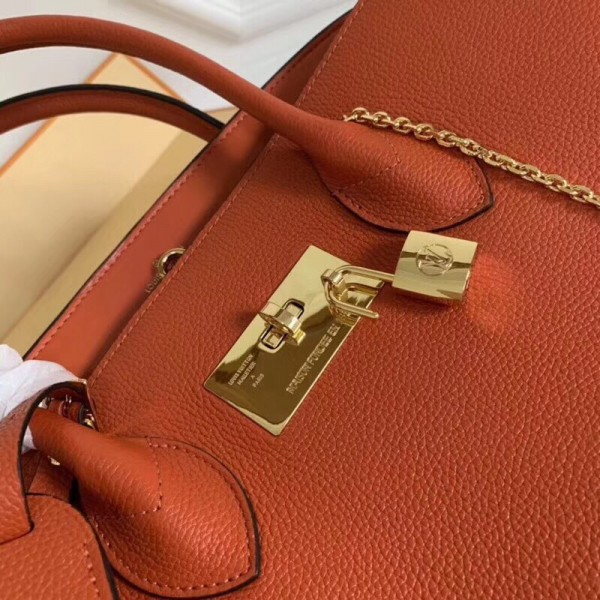 Louis Vuitton Clementine Milla MM Bag Veau Nuage M51445 bag
