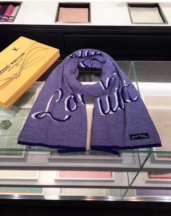 Louis Vuitton Handwriting Scarf M70307