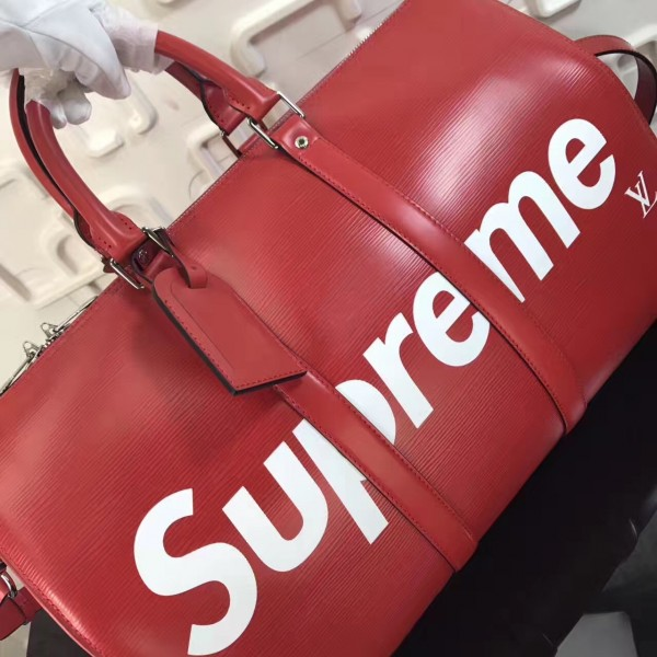 Louis Vuitton X Supreme Keepall Bandouliere 45 M53419