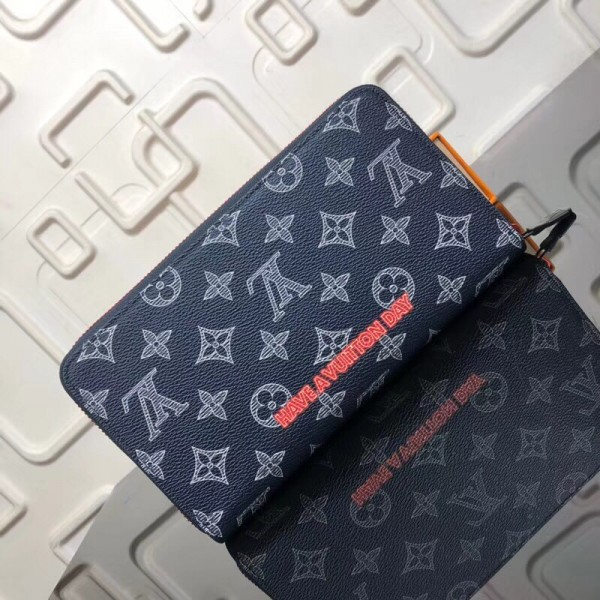 Louis Vuitton Zippy Organizer Monogram Ink M62931 bag